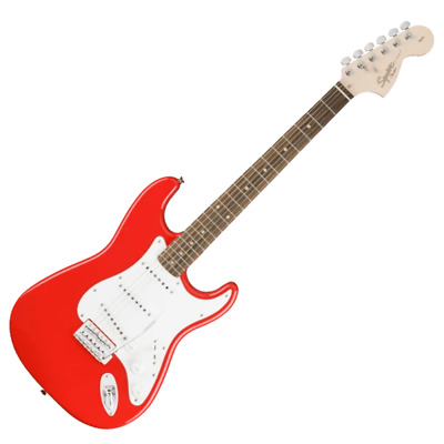 Squier Affinity Stratocaster - Laurel Fingerboard - Race Red