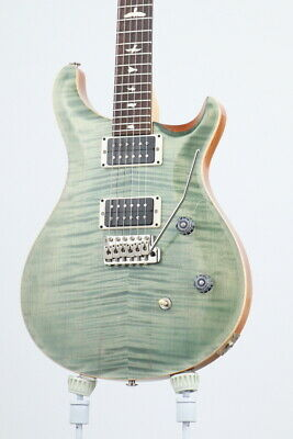 Used Paul Reed Smith Prs Ce24 Trampas Green Guitar *Ofm822 • 1,833.86£
