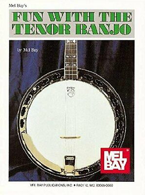 Mel Bay's Fun With The Tenor Banjo Music Book Extremely Rare Brand New On Sale  • 5.43£