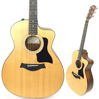 Used Taylor 114Ce Walnut 2016 Acoustic Guitar/ Acoustic Guitar *Wjh735 • 1,143.95£