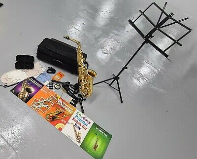 Yamaha Alto Saxophone Standard YAS280 Entry Model For Beginners + Accessories • 800£