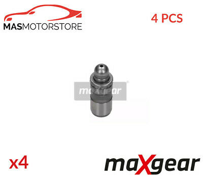 Hydraulic Tappet Lifter Maxgear 17-0052 4pcs A For Peugeot 406,boxer,208,306,307 • 29.85£