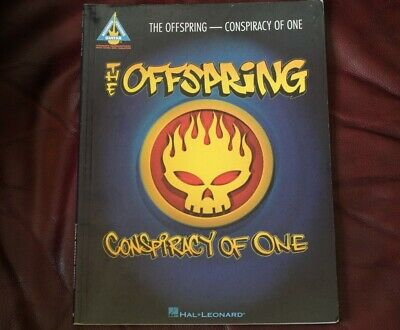 The Offspring The Conspiracy Of One Guitar Tab Hal Leonard