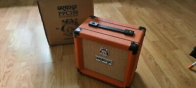 Orange PPC108 Amplifier Speaker Cabinet • 39.99£