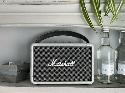 Marshall Kilburn II Rechargeable Wireless Bluetooth Speaker  - Grey Boxed • 101£