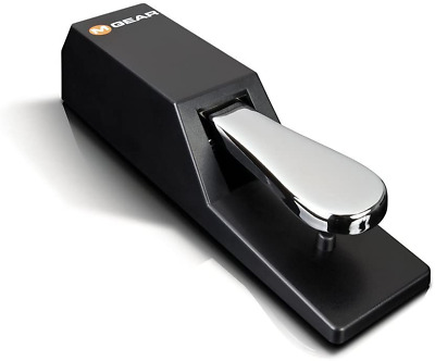 M Audio SP-2 Universal Sustain Pedal With Piano Style Action The Ideal Accessory