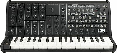 KORG Analog monophonic synthesizer MS-20 mini MIDI IN USB terminal Patch cable