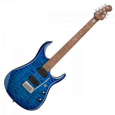 Sterling By MusicMan JP150 In Neptune With Cloud Maple Top & Roasted Maple Neck
