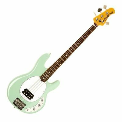 Sterling By MusicMan Ray 34 Classic Active Bass In Mint Green *NEW*