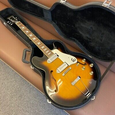 Epiphone Casino VS Electric Guitar With Hard Case From Japan • 598.46£