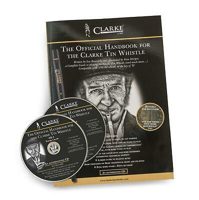 The Official Handbook for the Clarke Tin Whistle - Ian Bascombe