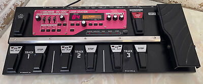 Boss RC-300 Loop StationTHE TRIPLE-STEREO MEGA LOOPER - Power On Tested Only • 40£