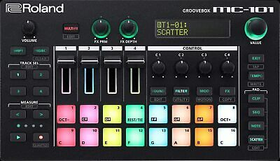 Roland MC-101 Groovebox Compact Music Production