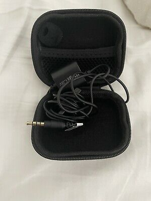 IK Multimedia iRig Lavalier/Lapel/Clip-On Microphone for Mobile Devices