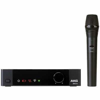 AKG DMS100 2.4GHz Digital Wireless Vocal Microphone System Boxed As New