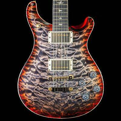 PRS Special Edition McCarty 594 10-Top Quilt in Charcoal Cherry