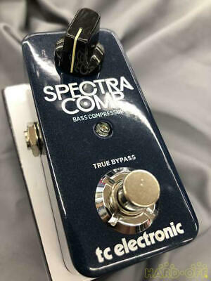 Tc Electronic Compact Size Compressor Spectra Comp S190400050Ddp