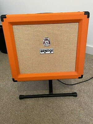 Orange Crush 35RT Guitar Amplifier w/Footswitch and Stand