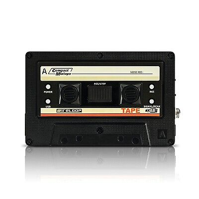 Reloop Tape Analog To Mp3 Converter. 1/8  Input To Usb Output To Usb Stick Or Hd • 104.90£