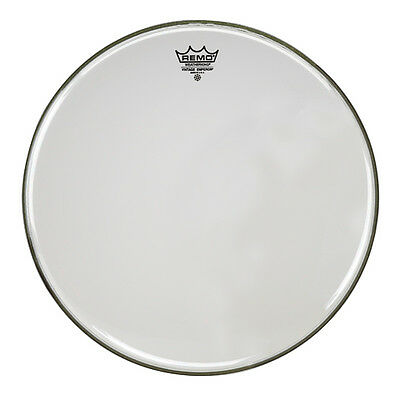 Remo Snare Drum/Tom Heads : Vintage Emperor, Clear, 18'' Diameter • 17.25£