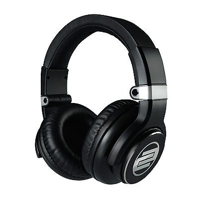 Reloop RHP-15 Professional DJ Headphones W/ Detachable Cable & Carry Pouch • 71.68£