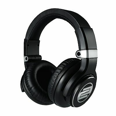 Reloop RHP-15 Professional DJ Headphones W/ Detachable Cable & Carry Pouch • 57.34£