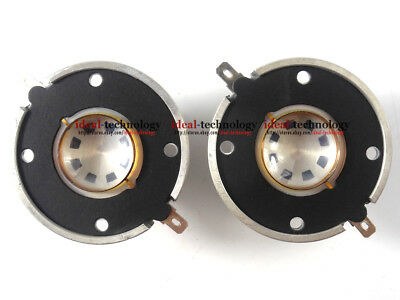 2X Diaphragm For JBL 2414H-1, Eon 510, 315, 615 Horn Driver 8 Ohm • 11.71£