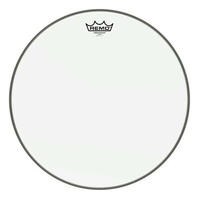 Remo Snare/Tom Heads : 16 Inch Clear Ambassador - BA-0316-00