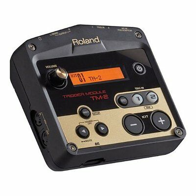 Roland TM-2 Drum Trigger Module From Japan With Tracking • 171.40£