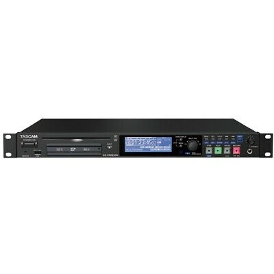 Tascam SS-CDR250N Rackmount Two-Channel Network CD/SD/USB/Media Digital Recorder • 824.27£