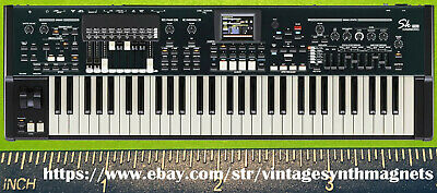 HAMMOND B3 XK 1 3 3c 1c SK 1 2 76 88 61 5 SKX SYNTHESIZER Fridge Magnet • 5.33£