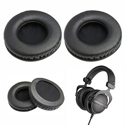 1 Pair Replacement Earpads Ear Pad Cushion For Beyerdynamic DT770 DT880 DT9 O4L9 • 3.47£