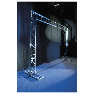 Showtec Mobile Dj Truss Stand - 2 Point Traverse Truss System Trade Fair Stand • 606.36£