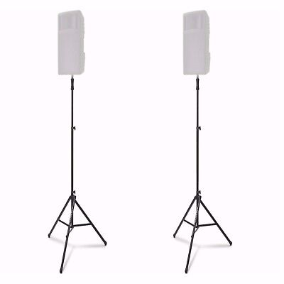 Ultimate Support TS-110B Air-Powered Lift-assist Tripod Tall Speaker Stand -PAIR • 269.64£