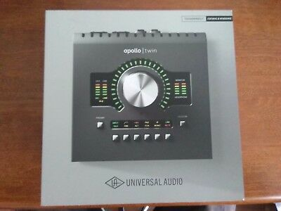 This Is An Apollo Twin DUO MKII Audio Interface Created By Universal Audio. • 868.31£