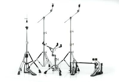 Mapex Mars Hardware Pack Chrome W/ P600TW Double Pedal - HP6005-DP • 327.33£