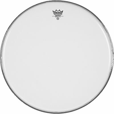 Remo Coated Smooth White Powerstroke 3 24 Inch Bass Drum Head • 35.73£