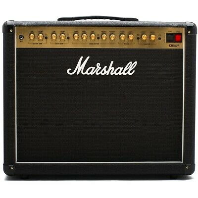 Marshall DSL40CR Tube Guitar Combo Amplifier 40W 2-Ch 1x12  Amp W/ Footswitch • 552.23£