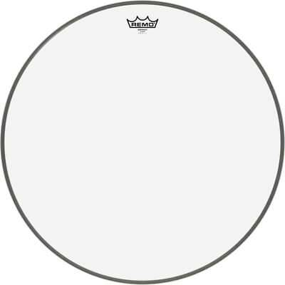 Remo Emperor Clear Bass Drum Heads • 41.23£