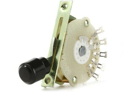 Original Fender 4 way Pickup Selector Switch For Fender TELECASTER With Tip Cap
