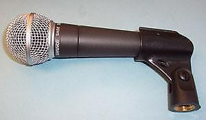 Shure Sm58 Microphone - Sm58-lc • 140£