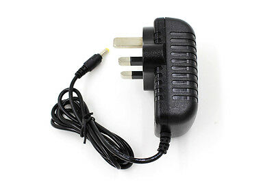 UK AC/DC Power Supply Adapter For TC Helicon VoiceLive Touch 2 Vocal Processor • 4.35£