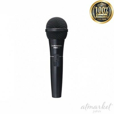 Audio-technica PRO41 Dynamic Microphone Standard Model Free Shipping From JAPAN • 66.01£