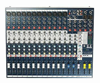 Soundcraft EFX12 Lexicon Effects Mixer • 423.36£