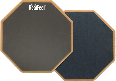 Evans Real Feel Drum Practice Pads With Choice Of 6  7  And 12  Sizes And Types • 39.95£