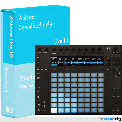 Ableton Push 2 Music Production Controller + Ableton Live 10 Standard (Download) • 848£