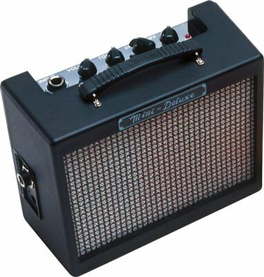 Fender Mini Deluxe Guitar Amp MD-20 With Headphone Output • 44£