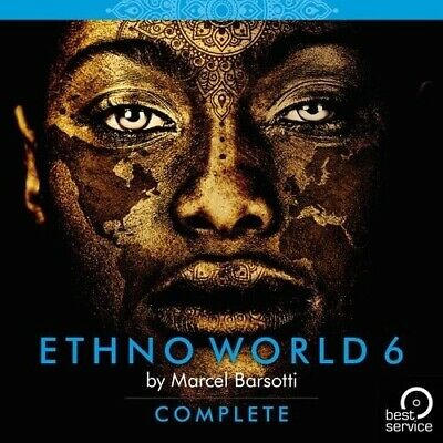 New Best Service Ethno World 6 Complete Ethnic Voices Mac PC AAX VST AU RTAS • 342.51£