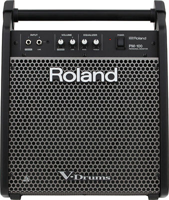 Roland PM-100 Personal Drum Monitor- 80 Watts • 225.05£