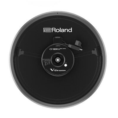 Roland CY-18DR 18 Inch V-Cymbal (Digital). Compatible W/TD-50 Drum Module Only • 359.96£